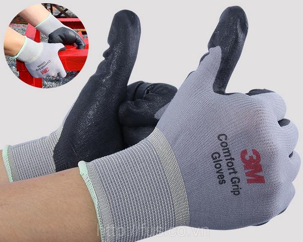 Độ bám tốt găng tay đa dụng 3M