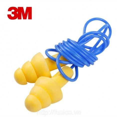 Nút bịt tai chống ồn có dây  3M 340-4004