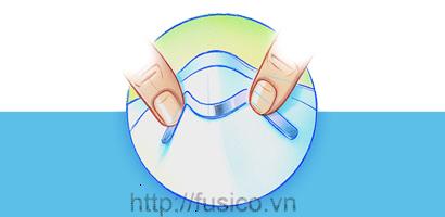 Cơ chế lọc khẩu trang 3m điều chỉnh sống mũi