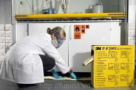 Cuộn thấm hút hóa chất 3M C FL550DD