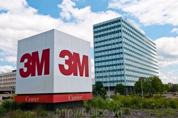 Hình ảnh trụ sở 3M Mỹ