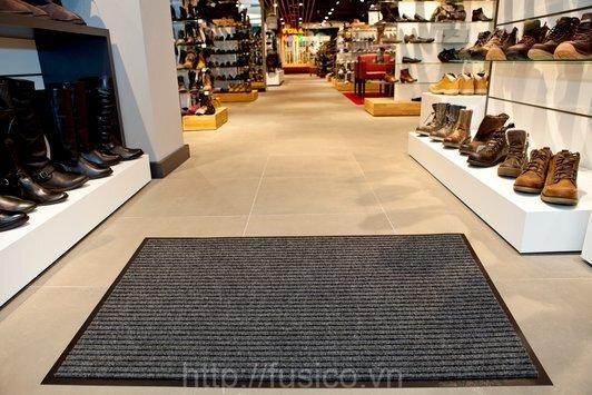 Khu vực đặt thảm len 3100 - Khu thương mại