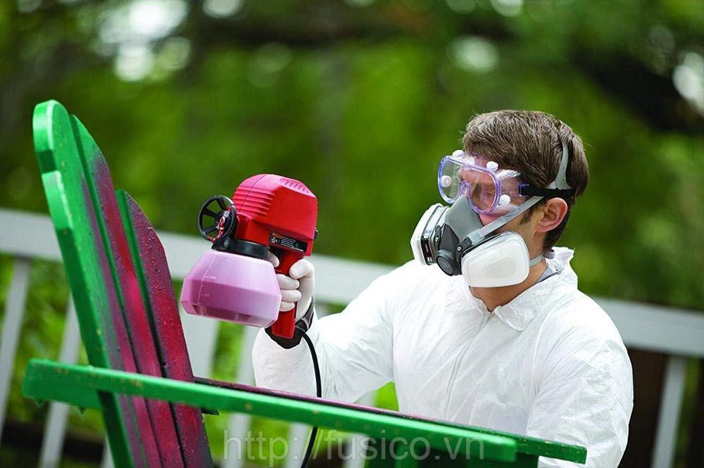 Ứng dụng kính chống hóa chất 3M 334AF
