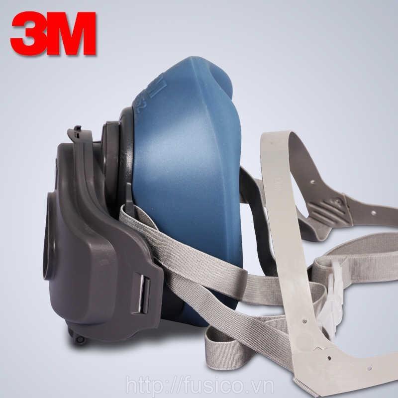 Mặt nạ phòng độc nửa mặt 3M HF 52