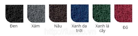 Màu sắc thảm chùi chân 3M 6850