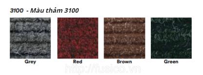 Màu thảm len 3M 3100