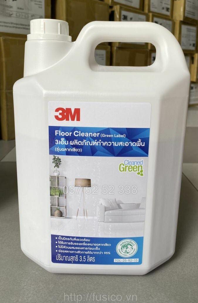 Nước tẩy sàn Green Label Thái Lan