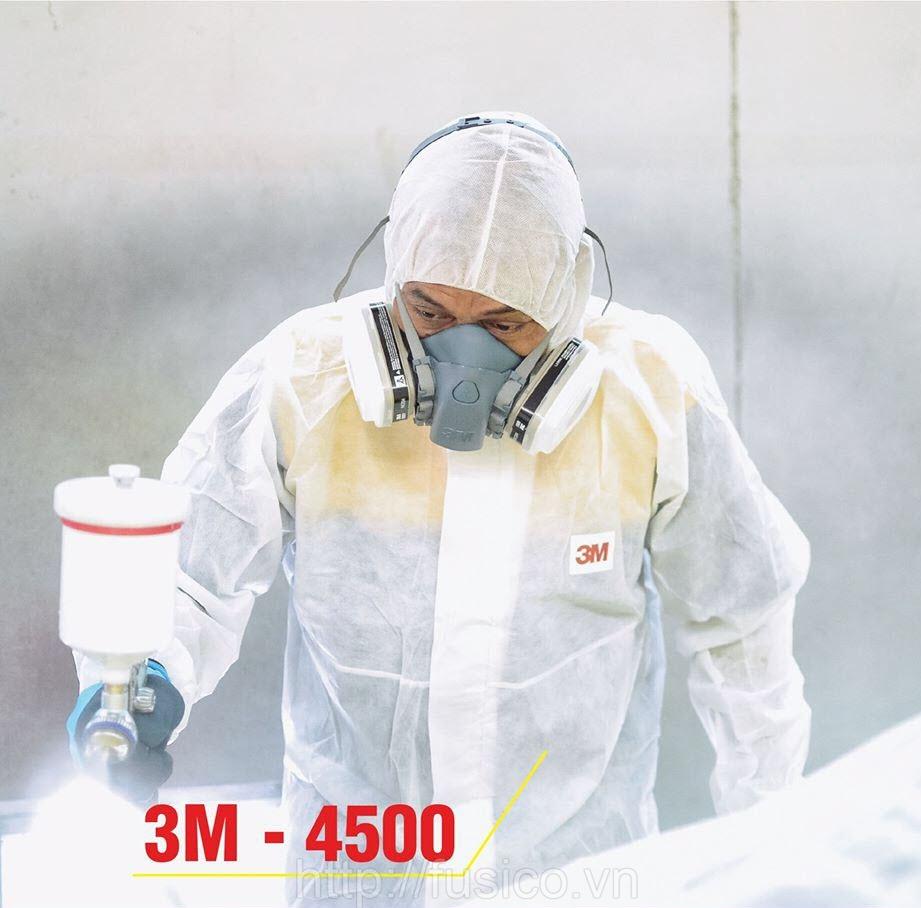 Quần áo bảo hộ lao động 3M 4500