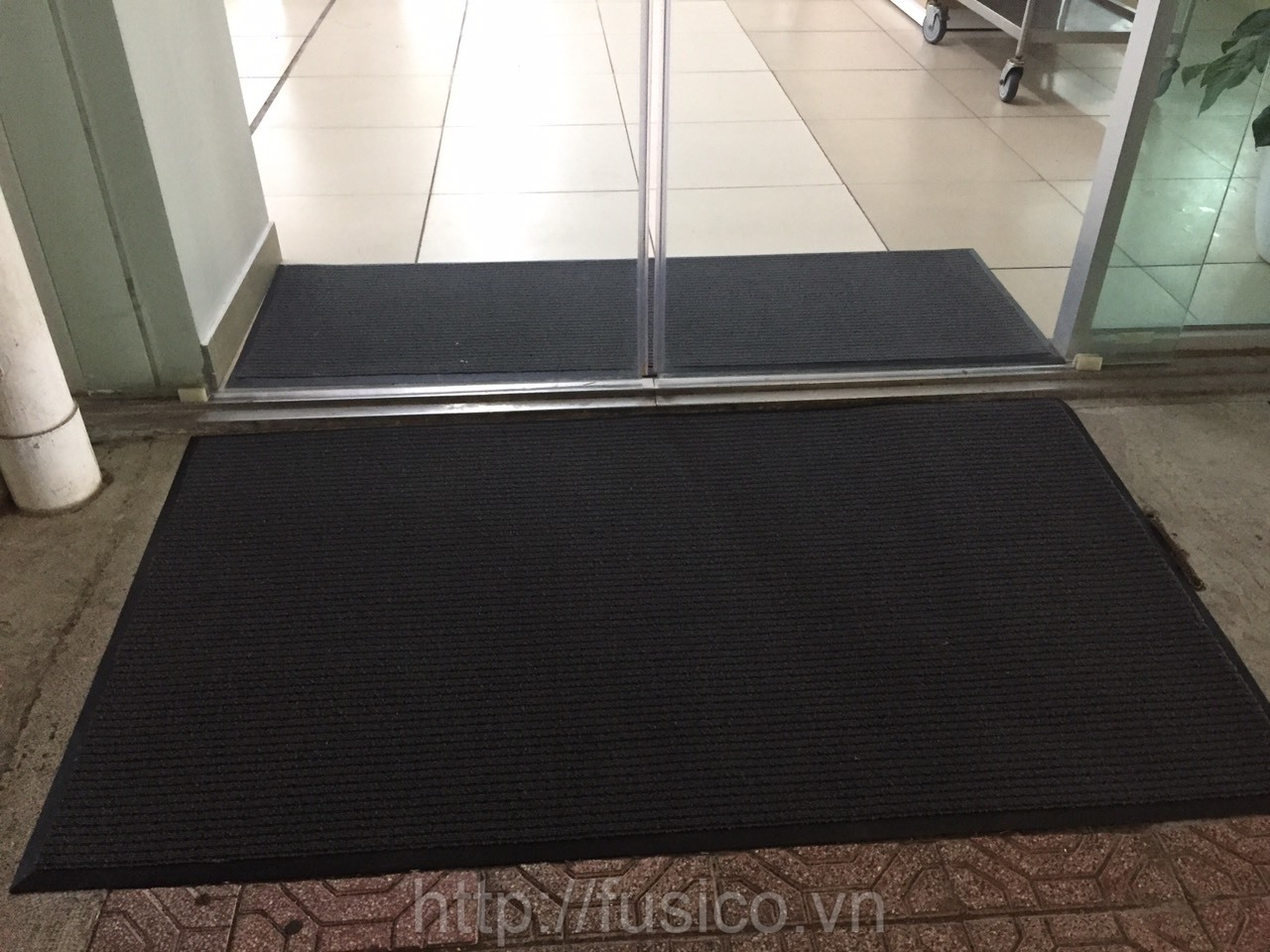 Sảnh đặt thảm len 3M 4000
