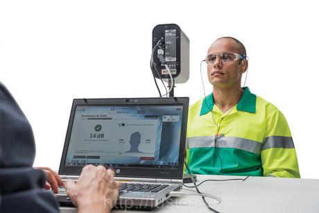 Thiết bị đo lường hiệu quả bảo vệ nút bịt tai 3M