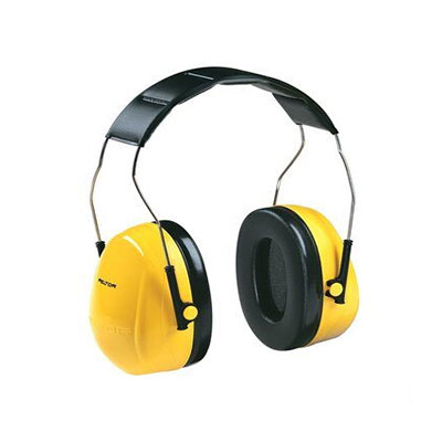 Chụp tai 3M H9A gắn nón giảm ồn 25 dB