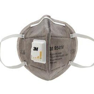 Khẩu trang lọc bụi bảo vệ hô hấp 3M 9541v