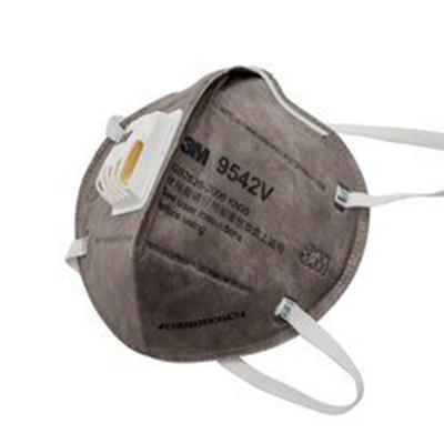 Khẩu trang lọc bụi bảo vệ hô hấp 3M 9542V