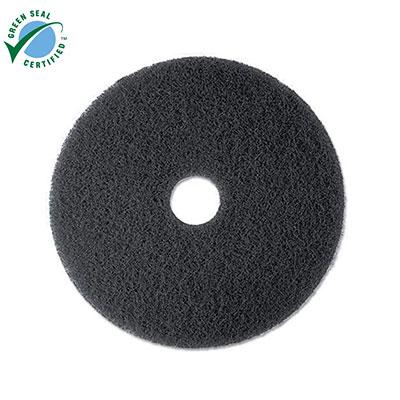 Pad chà sàn 3M 7300 16 inch (thùng 5 cái) màu đen