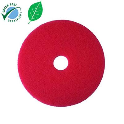 Pad chà sàn 3M 5100 màu đỏ 16 inch (thùng 5 cái)