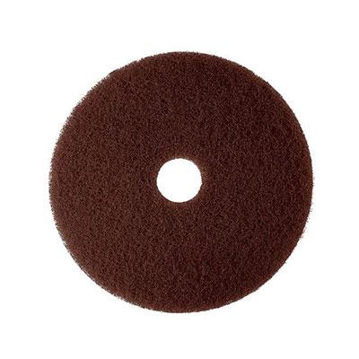Pad chà sàn 3M 7100 16 inch (thùng 5 cái) màu nâu