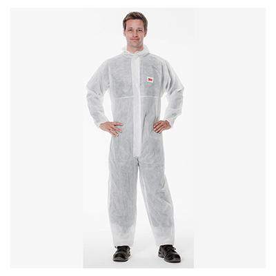 Quần áo bảo hộ 3M 4500 màu trắng cỡ XL