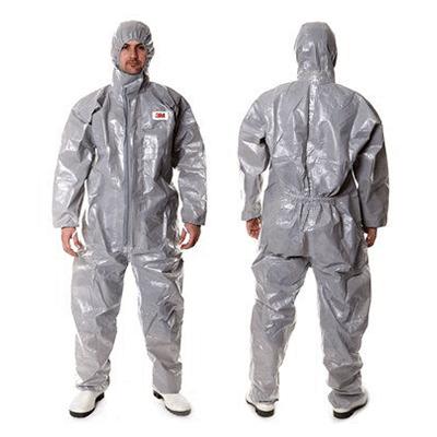 Quần áo bảo vệ 4570 xám cỡ L