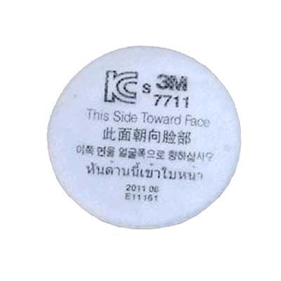 Tấm lọc bụi 3M 7711 chính hãng