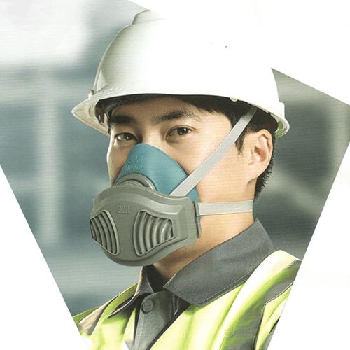Giải pháp bảo vệ hô hấp - Mặt nạ phòng độc 3M